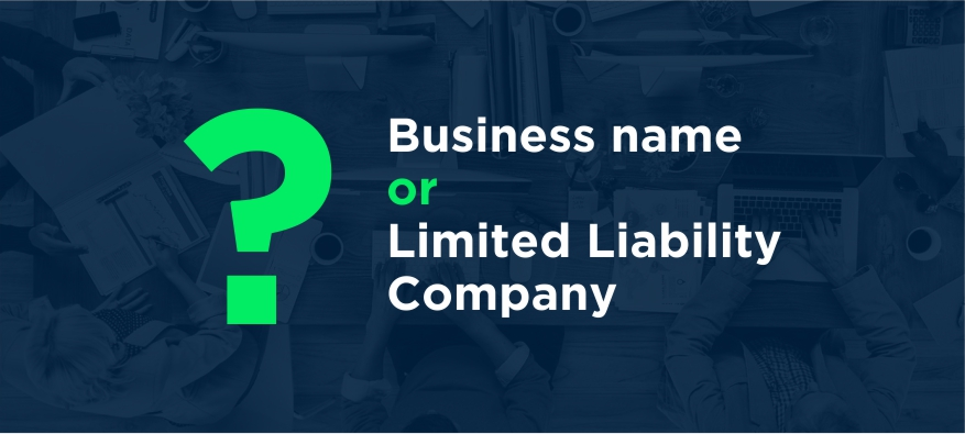 Differences between a Business Name and a Limited Liability Company Registration